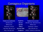contagious organisms