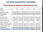 estados financieros proforma1