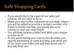 safe shopping cards1