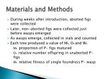 materials and methods1