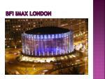 bfi imax london