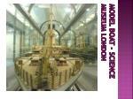 model boat science museum london