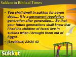sukkot in biblical times2