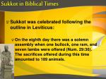 sukkot in biblical times7