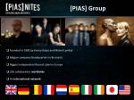 pias group