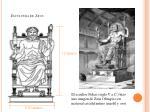 escultura de zeus