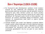 bn i teymiye 1263 132812