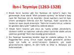 bn i teymiye 1263 132813