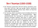 bn i teymiye 1263 132815
