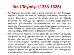bn i teymiye 1263 13284