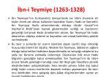 bn i teymiye 1263 13285