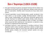 bn i teymiye 1263 13289