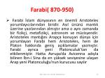 farabi 870 950