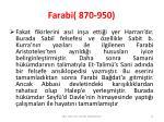 farabi 870 9502