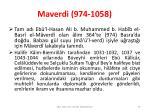maverdi 974 1058