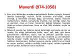 maverdi 974 10584