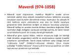 maverdi 974 10588
