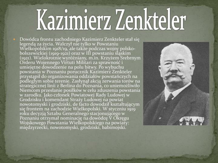 Kazimierz Zenkteler