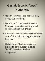 gestalt logic lead functions1