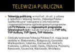telewizja publiczna