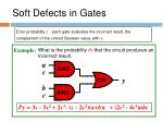 soft defects in gates2