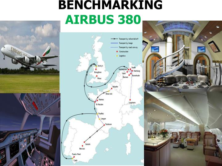 benchmarking airbus 380 n.