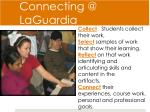 connecting @ laguardia