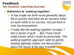 feedback on country learning journey1