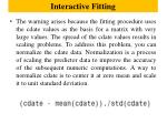 interactive fitting5