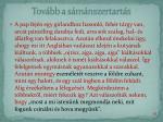 tov bb a s m nszertart s