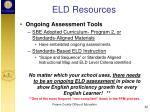 eld resources1