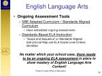 english language arts1