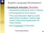 english language development1