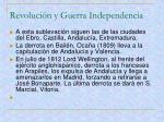 revoluci n y guerra independencia3