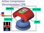 active compression decompression cpr