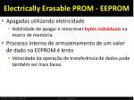 electrically erasable prom eeprom