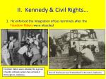 ii kennedy civil rights2