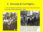 ii kennedy civil rights3