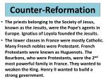 counter reformation1