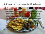 alimentos comunes de honduras1