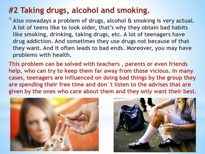 an analysis of smoking and drinking nowadays Smart recovery's 4-point program® is designed to help you deal with the discomfort of quitting tobacco use: 1 enhancing & maintaining motivation to quit – helps you identify and keep up with your reasons to quit smoking.