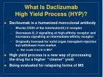 what is daclizumab high yield process hyp
