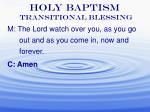 holy baptism8