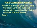 post communion prayer1