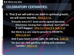 celebratory certainties2