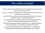 the reality of death2