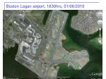 boston logan airport 1830hrs 01 06 2010