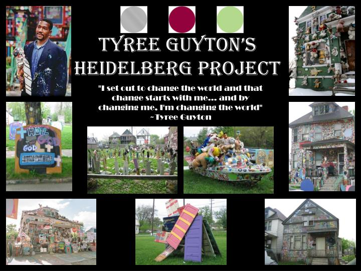 tyree guyton s heidelberg project n.