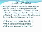 identifying variables3