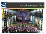 la collaboration cms